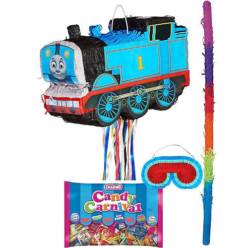 Thomas the Tank Engine Train Pinata Kit Image #1