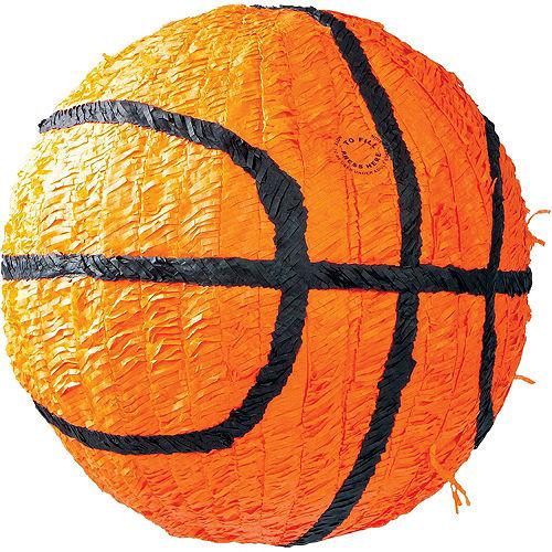 Basketball Pinata Kit Image #2