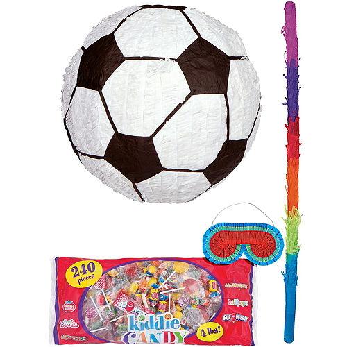Soccer Pinata Kit Image #1