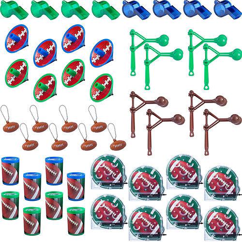 Basic Football Pinata Kit with Favors Image #5
