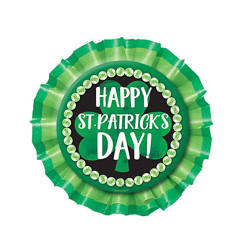 Happy St. Patrick's Day Button Image #1