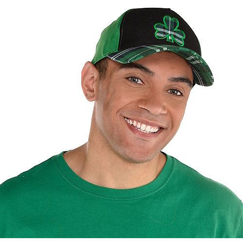 Shamrock Baseball Hat Image #1