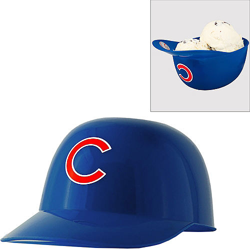 Chicago Cubs Helmet Treat Cup Image #1