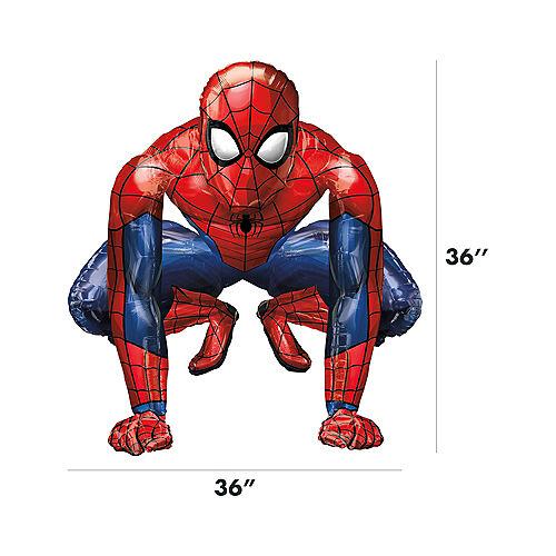 Giant Gliding Spider-Man Webbed Wonder Balloon Image #3