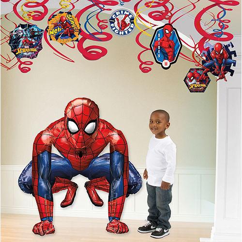 Giant Gliding Spider-Man Webbed Wonder Balloon Image #4