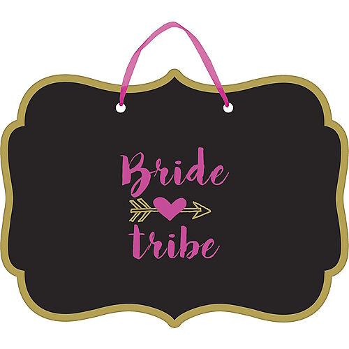 Bride Tribe Wedding Sign Image #1