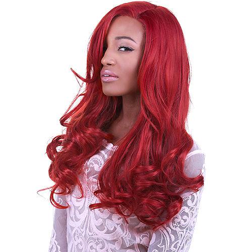Premium Red Wig Image #2
