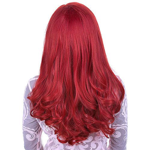 Premium Red Wig Image #3