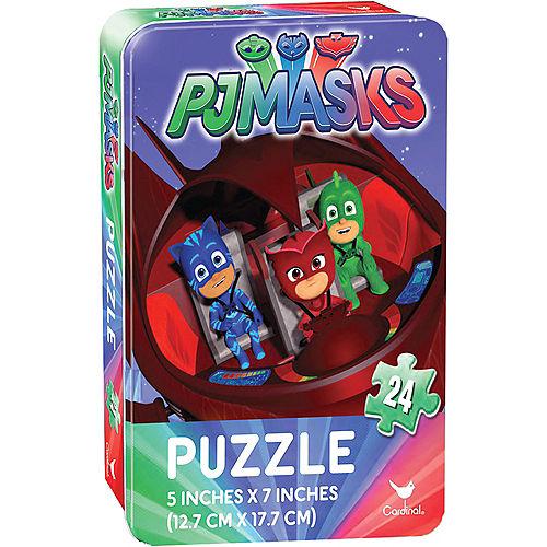 PJ Masks Puzzle Tin 24pc Image #1