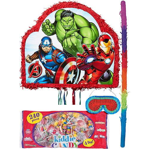 Avengers Pinata Kit Image #1