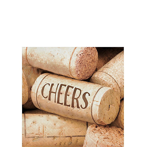 Cheers Beverage Napkins 16ct Image #1