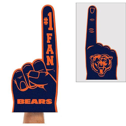 Chicago Bears Foam Finger Image #1