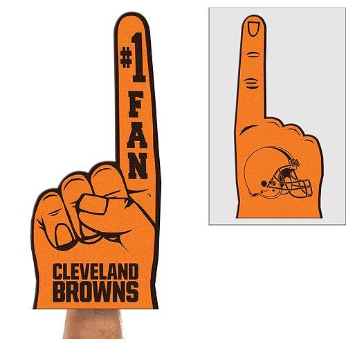 Cleveland Browns Foam Finger Image #1