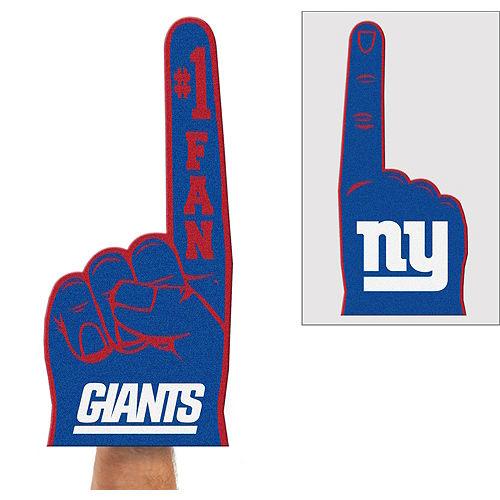 New York Giants Foam Finger Image #1