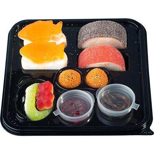 Mini Sushi Gummy Candy 9pc Image #2
