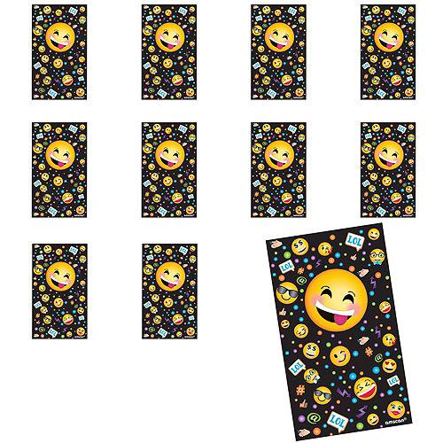 Jumbo Smiley Stickers 24ct Image #1