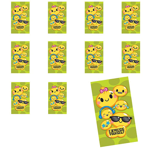Jumbo Express Yourself Stickers 24ct Image #1