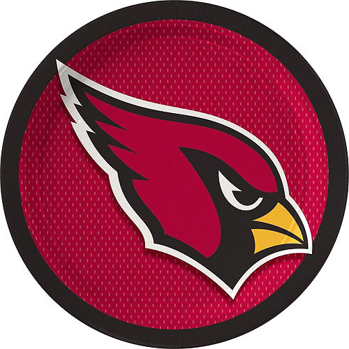 Super Arizona Cardinals Party Kit for 36 Guests Image #2