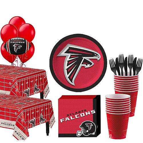 Super Atlanta Falcons Party Kit for 36 Guests Image #1