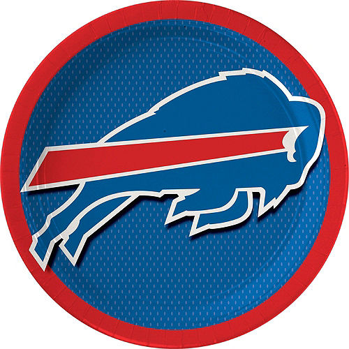 Super Buffalo Bills Party Kit for 36 Guests Image #2