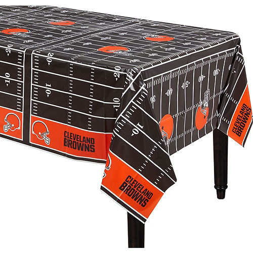 Super Cleveland Browns Party Kit for 36 Guests Image #5