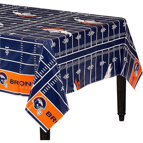 Super Denver Broncos Party Kit for 36 Guests Image #5