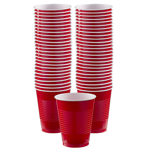 Super Kansas City Chiefs Party Kit for 36 Guests Image #4