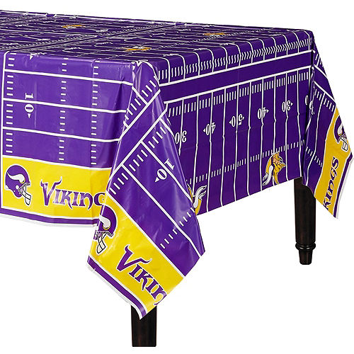Super Minnesota Vikings Party Kit for 36 Guests Image #5
