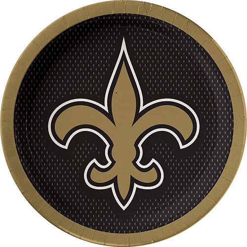 Super NFL New Orleans Saints Party Kit for 36 Guests Image #2