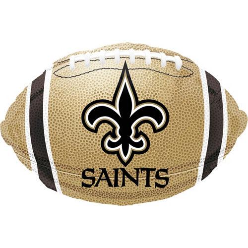 Super NFL New Orleans Saints Party Kit for 36 Guests Image #7