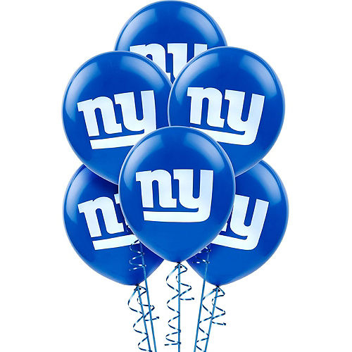 Super New York Giants Party Kit for 36 Guests Image #7