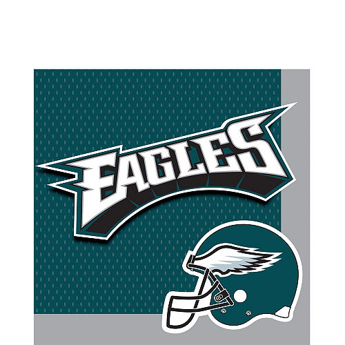 Super Philadelphia Eagles Party Kit for 36 Guests Image #3