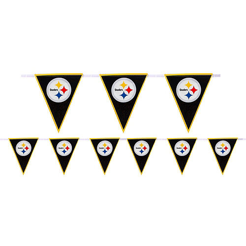 Super Pittsburgh Steelers Party Kit for 36 Guests Image #6