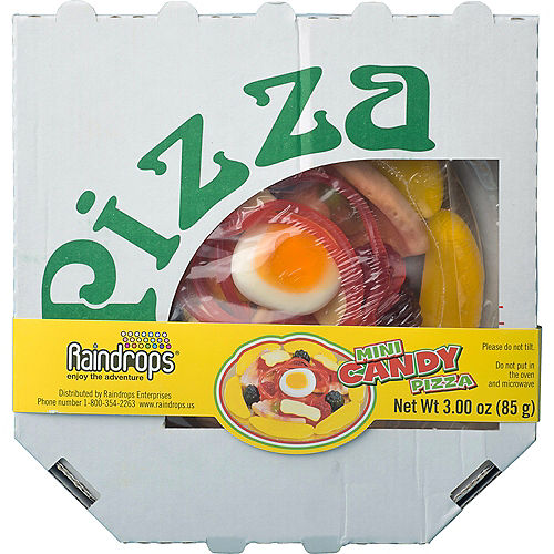 Pizza Gummy Candy Image #1