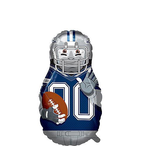Giant Football Player Dallas Cowboys Balloon Image #1