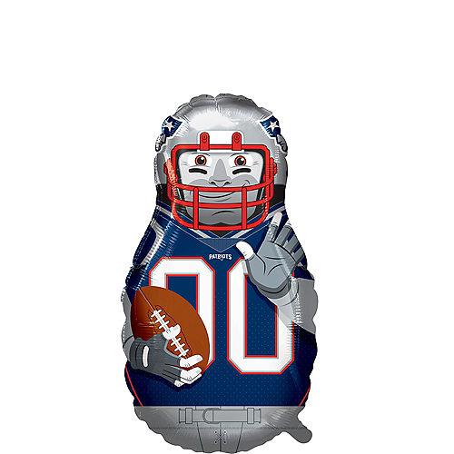 Giant Football Player New England Patriots Balloon Image #1