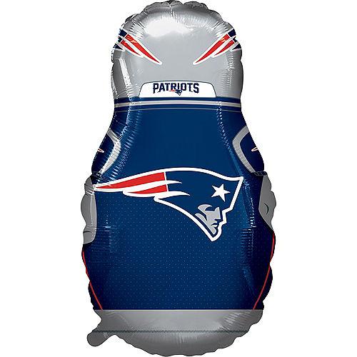 Giant Football Player New England Patriots Balloon Image #2