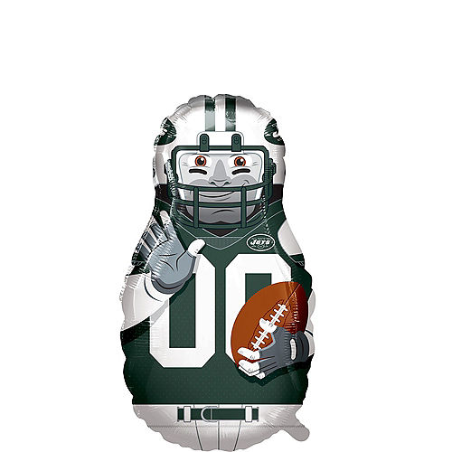 Giant Football Player New York Jets Balloon Image #1