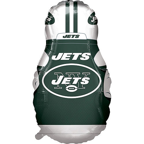 Giant Football Player New York Jets Balloon Image #2