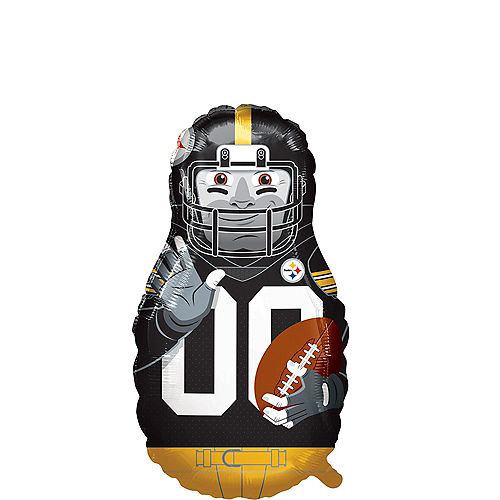 Giant Football Player Pittsburgh Steelers Balloon Image #1