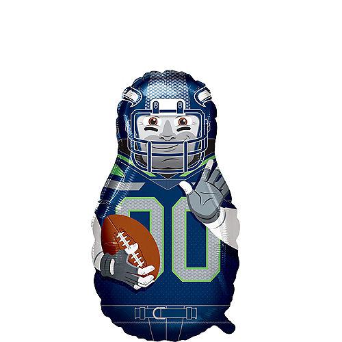 Giant Football Player Seattle Seahawks Balloon Image #1