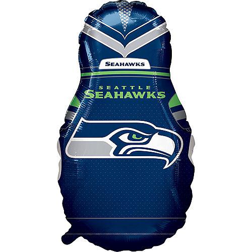 Giant Football Player Seattle Seahawks Balloon Image #2