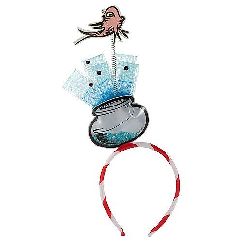 Cat in the Hat Fish Bowl Head Bopper - Dr. Seuss Image #1