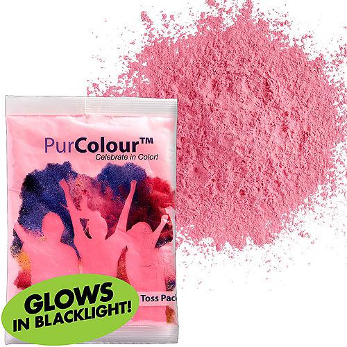 Neon Pink Color Powder 2.6oz Image #1