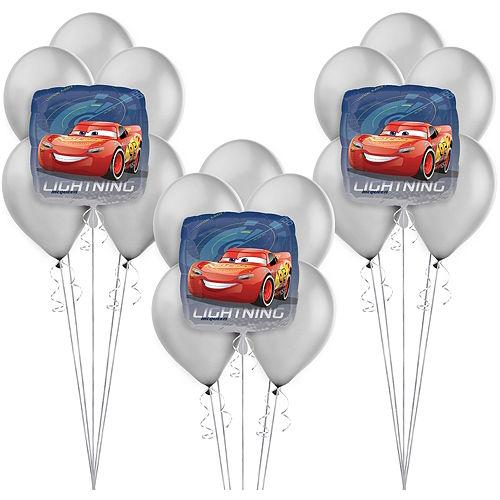 Cars 3 Balloon Kit Image #1
