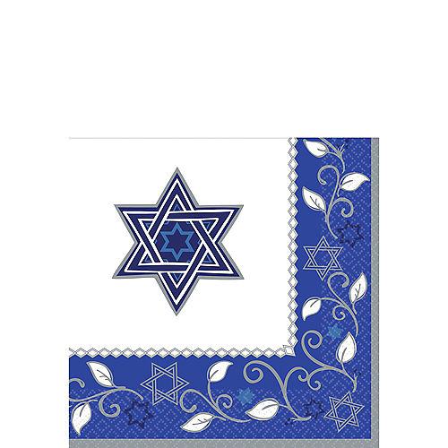 Joyous Holiday Passover Beverage Napkins 16ct Image #1