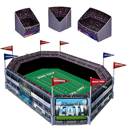 Sunny Anderson's Infladium™: The Inflatable Snack Stadium Image #1