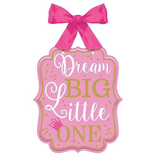 Pink Dream Big Sign Image #1