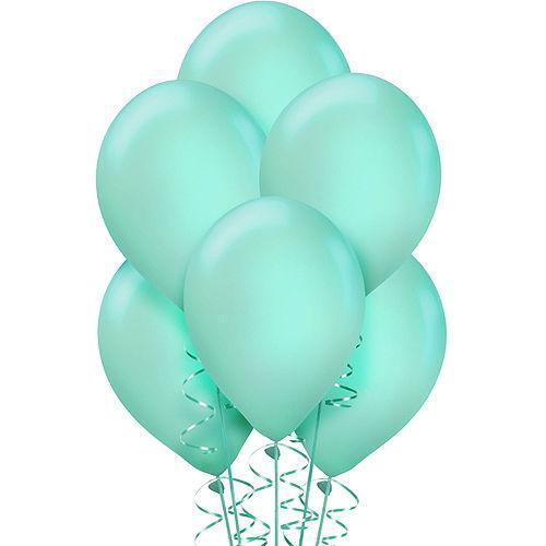 Happy Jungle Boy Baby Shower Balloon Kit Image #2