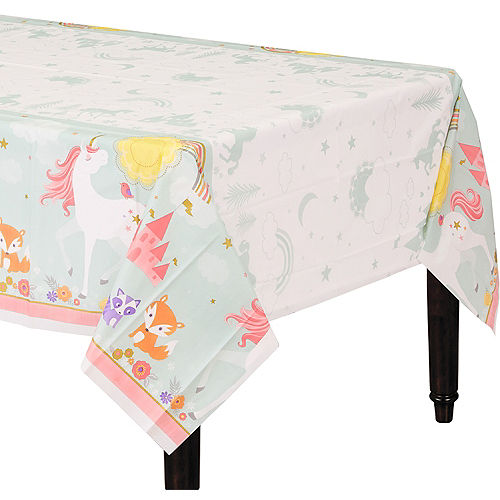 Magical Unicorn Table Cover Image #1